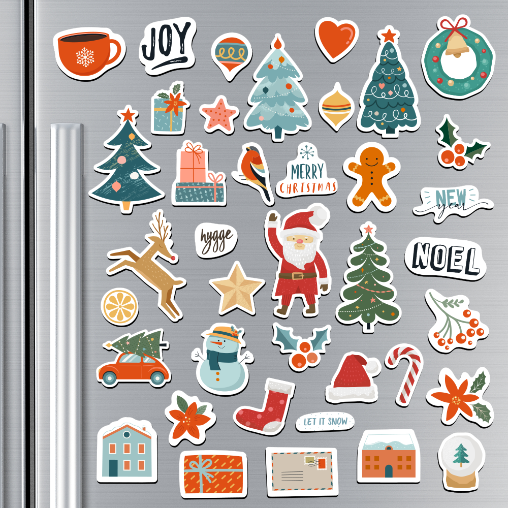 Holiday Magnet Bundle 1