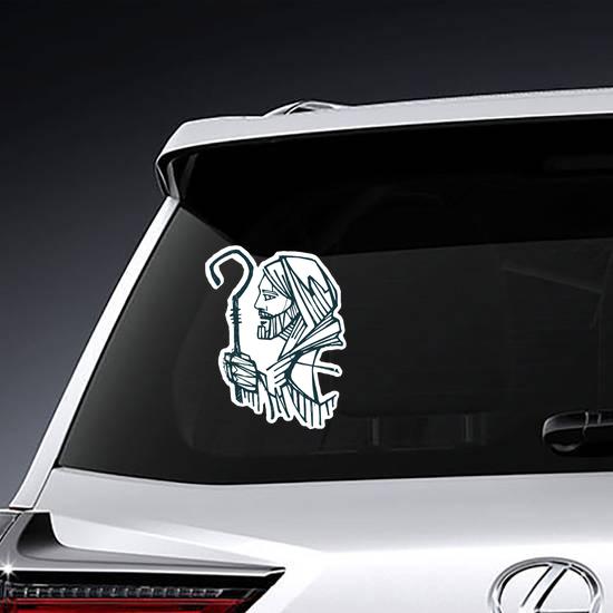 Jesus Shepherd For Car Window Truck Laptop Vinyl Decal Sticker