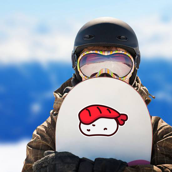 Simple Sushi Icon Sticker