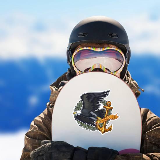 US Navy Eagle Sticker