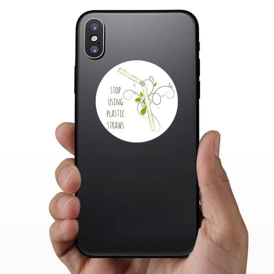 Zero Waste Life Sticker