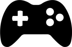 Gamepad Controller Sticker