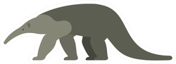 Giant Anteater Sticker