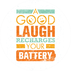 Good Laugh Sticker