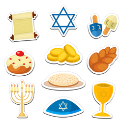 Give The Gift of Magnets - Hanukkah Magnet Bundle