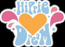 Hippie Dream Sticker