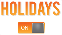 Holidays On Meme Sticker