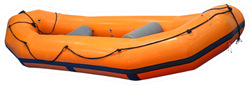 Inflatable Rubber Boat Sticker