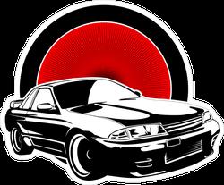JDM Car Sticker