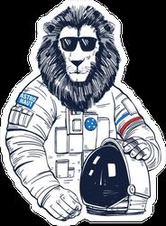 Lion Astronaut