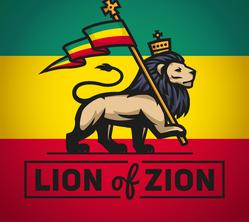 Lion of Zion Sticker