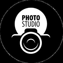 Logo For Photographer Sticker