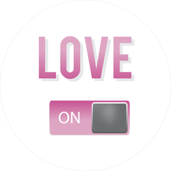 Love On Meme Sticker