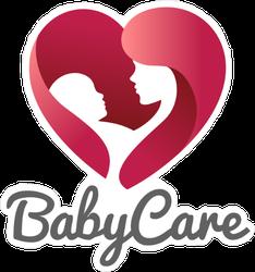 Loving Baby Care Sticker