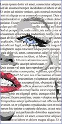 Marilyn Monroe On Newspaper Sticker