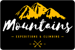 Mountain Expeditions & Climbing Sticker
