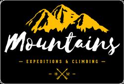 Mountain Expeditions & Climbing Sticker
