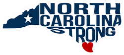 North Carolina Strong Sticker