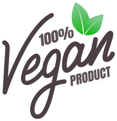 One Hundred Percent Vegan Product Sticker