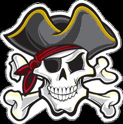 Pirate Sticker