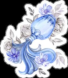 Pretty Astrology Aquarius Sticker