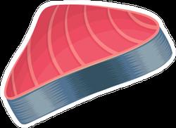 Raw Tuna Sticker