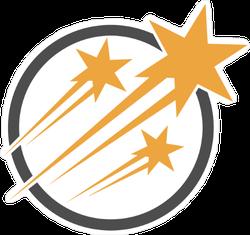 Shooting Stars Logo