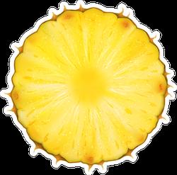 Slice Of Pineapple Sticker