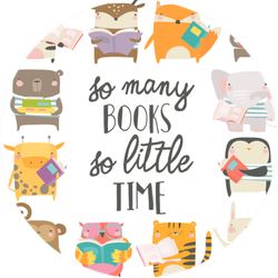 So Many Books So Little Time Sticker