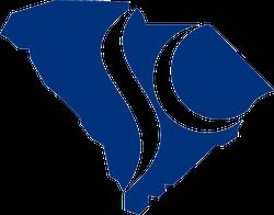 South Carolina SC State Sticker