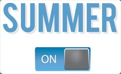 Summer On Switch Meme Sticker