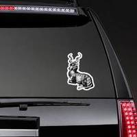 A Native Of South Africa The Antelope Sticker