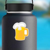 Beer Icon Sticker