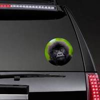 Cute Baby Gorilla Sticker