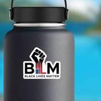 BLM Black Lives Matter Fist Illustration Sticker