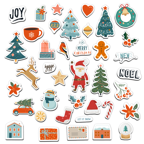 Holiday Magnet Bundle 2