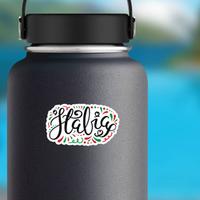Italia Fun Sticker