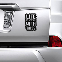 Life Is Better With Tacos Sticker