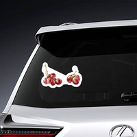 Red Grapes Sticker