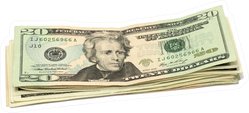 Twenty Dollar Us Bills