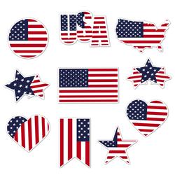 USA All The Way - American Flag Magnet Bundle