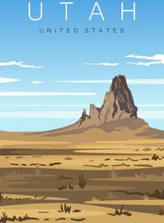 Utah Travel Map