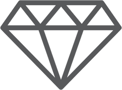 Vector Diamond Element Sticker