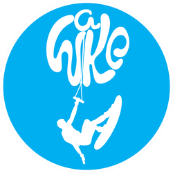 Wakeboard  Logo Sticker