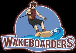 Wakeboarders Sticker