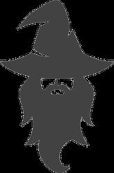 Wizard Warlock Sticker