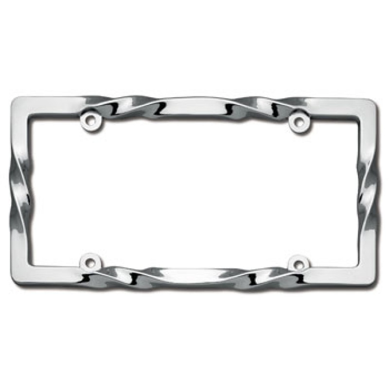 Twisted Metal License Plate Frame
