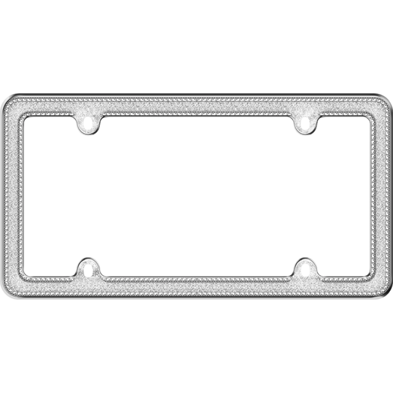 Glitz and Glitter License Plate Frame