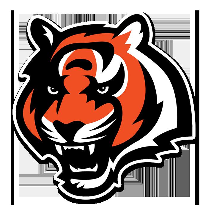 Cincinnati Bengals NFL Logo Sticker