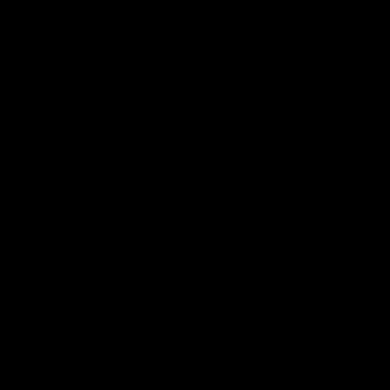 Blank Thin Black Plastic Frame